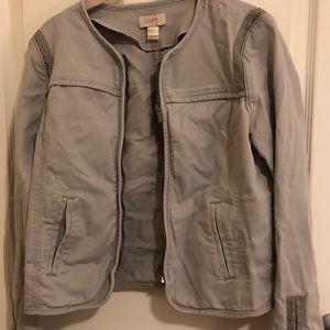 Ann Taylor Loft factory jacket
